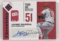 Jaime Barria /10