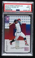 Ronald Acuna Jr. [PSA 9 MINT]