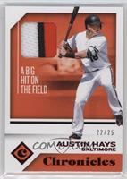 Austin Hays #/25