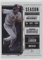 Barry Larkin (Running) #/15