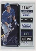 Evan White (Blue Jersey) /99
