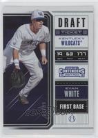 Evan White (White Jersey) /99