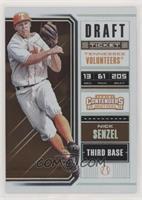 Nick Senzel (White Jersey, Fielding) /99