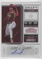 Sixto Sanchez #/99