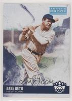 Base - Babe Ruth #/25