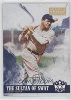 Name Variation - Babe Ruth (The Sultan of Swat) /99