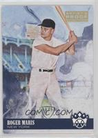 Base - Roger Maris (Facing Straight Ahead) /99