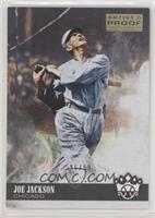 Base - Joe Jackson (Batting Follow Through, Looking Up) /99