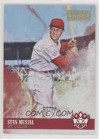 Photo Variation - Stan Musial (Batting Stance) #/99