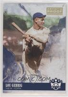 Base - Lou Gehrig (Batting Stance) /99