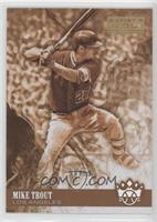 Sepia Variation - Mike Trout /99