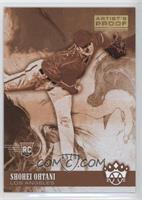 Sepia Variation - Shohei Ohtani #/99
