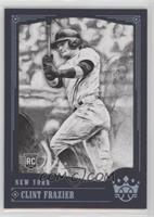 Black & White Variation - Clint Frazier