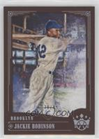 Base - Jackie Robinson (Batting Follow Through) /49