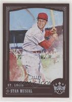 Photo Variation - Stan Musial (Batting Stance) #/49