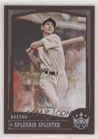 Name Variation - Ted Williams (Splendid Splinter) /49