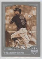 Sepia Variation - Francisco Lindor #/99