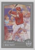 Base - Mike Trout /99