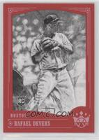 Black & White Variation - Rafael Devers