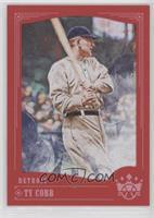 Photo Variation - Ty Cobb (Bat Vertical)