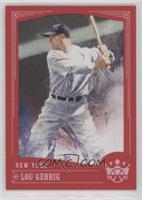 Base - Lou Gehrig (Batting Stance)