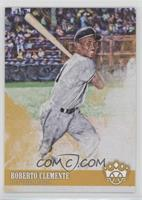 Photo Variation - Roberto Clemente (Smiling Follow Through)