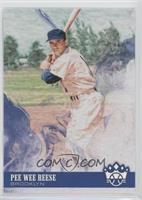 Base - Pee Wee Reese (Batting)