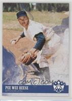 Photo Variation - Pee Wee Reese (Fielding)