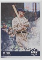 Photo Variation - Ty Cobb (Bat Vertical)
