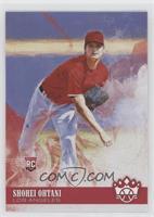 Shohei Ohtani (Pitching Follow Through)