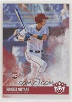 Base - Shohei Ohtani (Batting Follow Through)