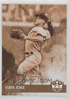 Sepia Variation - Aaron Judge