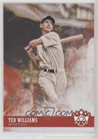 Base - Ted Williams (Short Sleeves)
