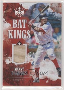 2018 Panini Diamond Kings - Bat Kings #BK-MR - Manny Ramirez