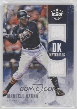 2018 Panini Diamond Kings - DK Materials #DKM-MO - Marcell Ozuna
