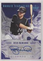 Ryan McMahon #/15