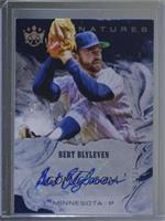 Bert Blyleven #/15