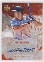 Johnny Damon #/49