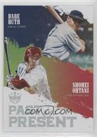 Babe Ruth, Shohei Ohtani