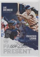 Francisco Lindor, Lou Boudreau