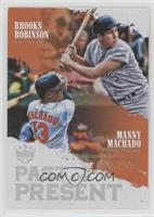 Brooks Robinson, Manny Machado
