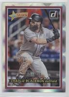 Charlie Blackmon #/999