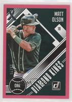 Diamond Kings - Matt Olson /25