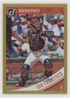 Base - Buster Posey (Standing,