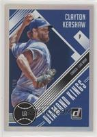 Diamond Kings - Clayton Kershaw /100