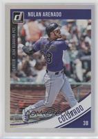 Base - Nolan Arenado (Purple Jersey) /500
