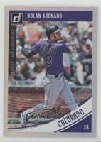 Base - Nolan Arenado (Purple Jersey) /500