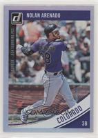 Nolan Arenado (Purple Jersey) /500