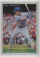 Retro 1984 Base - Cody Bellinger (Batting) /352