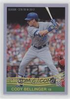 Retro 1984 Base - Cody Bellinger (Batting) /279